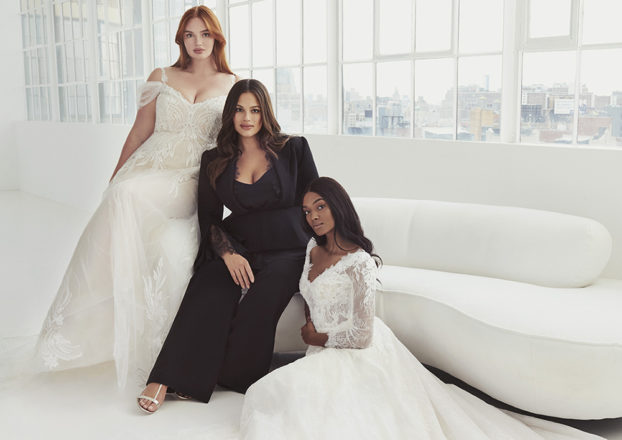 Featured Image for We're so into this Pronovias collab with plus-size model Ashley Graham