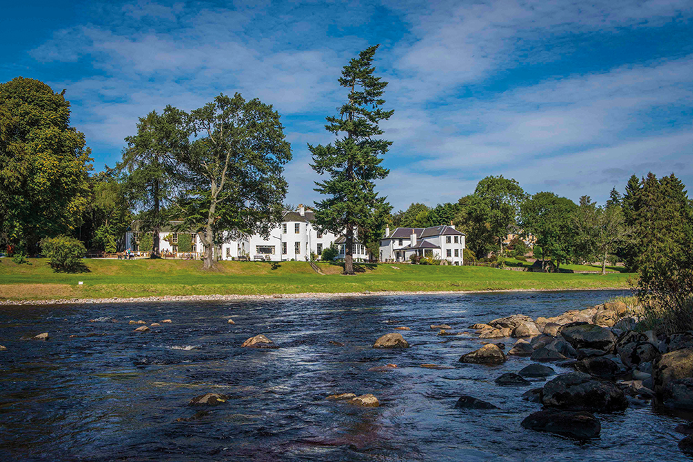 Featured Image for SW visits... Banchory Lodge