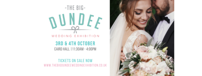 Featured Image for The BIG Dundee Wedding Exhibition