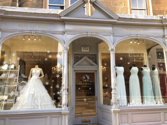 Featured Image for 12 of the best wedding dress shops in Edinburgh 2020