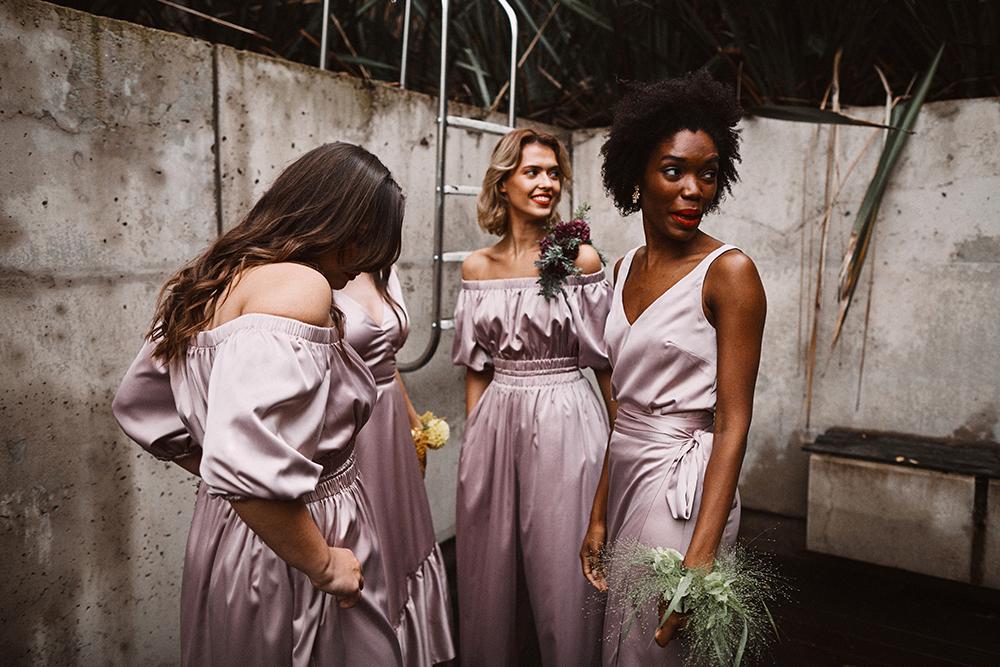 Kate Halfpenny Bridesmaid Dress