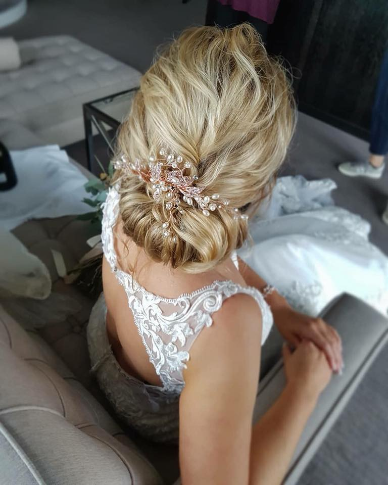 Featured Image for Bridal Hair and Accessories Event with Hair Ups