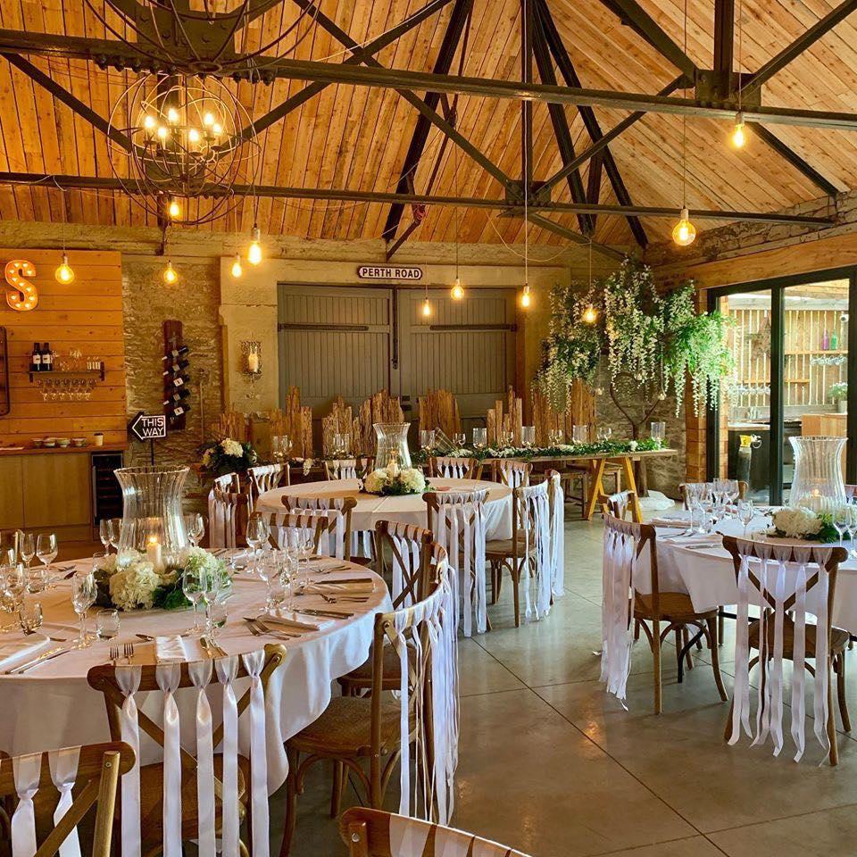 Taypark House Stables wedding festival 2020