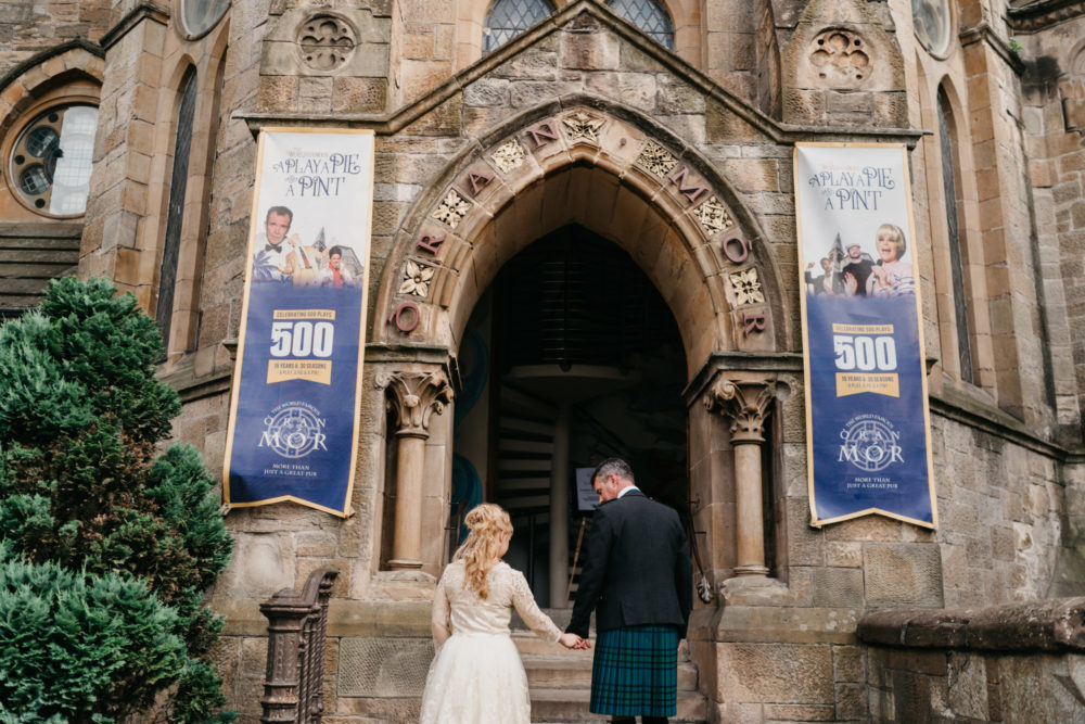 Featured Image for Why we chose to get married at Òran Mór, Glasgow
