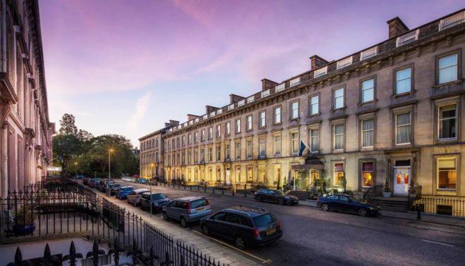Featured Image for Edinburgh Grosvenor Hotel Wedding Showcase