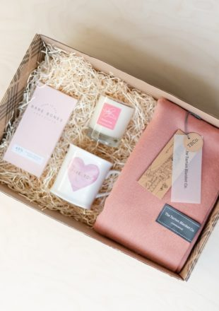 Tartan Blanket Co - Valentines Gift