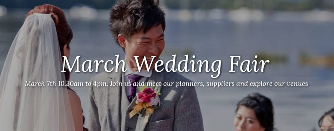 Featured Image for Loch Lomond Waterfront Wedding Fair
