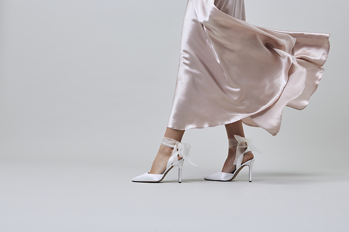 Featured Image for Rainbow Club + John Lewis team up for brand new bridal shoe collection