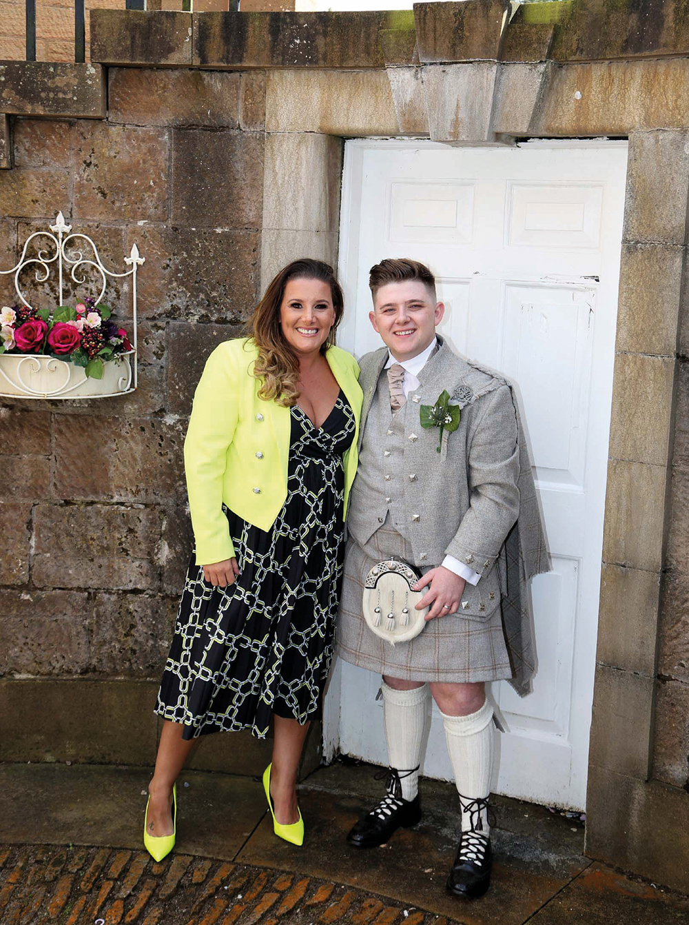Ryan Mimiec Photography - Chatelherault wedding - Nicky McDonald reception
