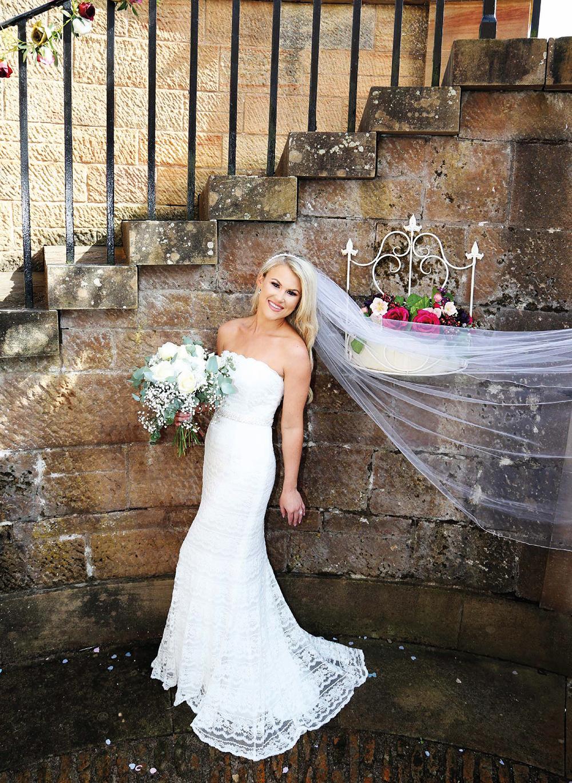 Ryan Mimiec Photography - Chatelherault wedding - Nicky McDonald ceremony