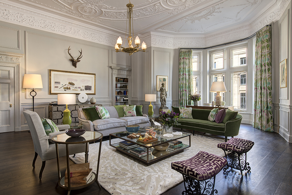 The Balmoral - Glamis Suite