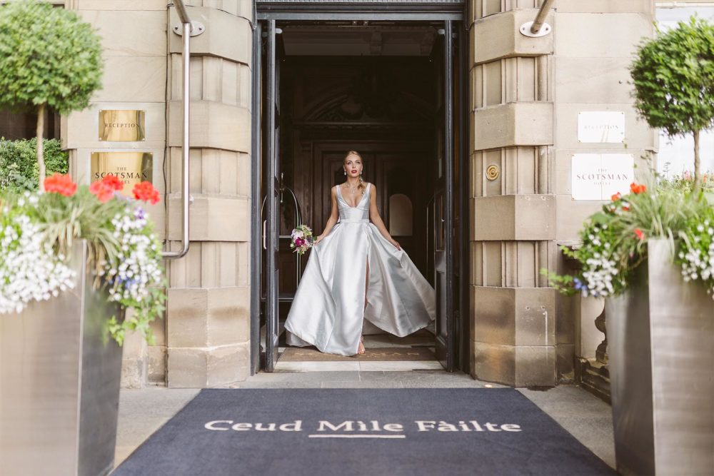Featured Image for The Scotsman Hotel Wedding Fayre