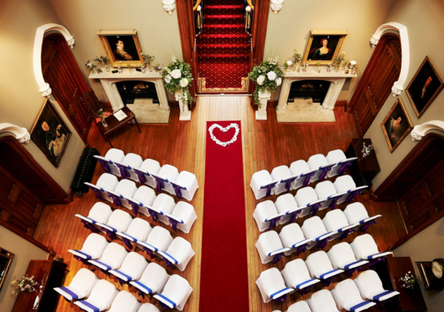 Featured Image for 32 of the most romantic Scottish wedding venues 2020