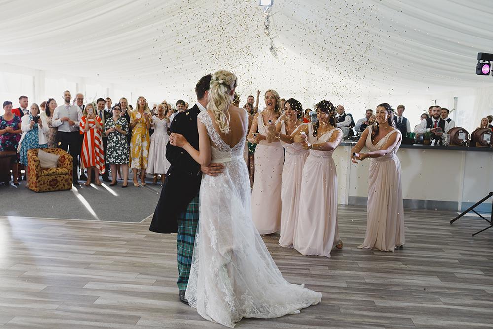 Duke Wedding Photography - Dress Stories Ronald Joyce Jessie