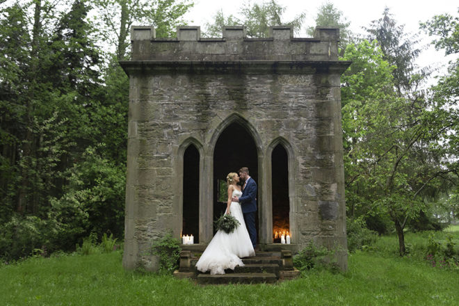 Featured Image for Dress Stories: Janine's not one, but two, very special wedding dresses