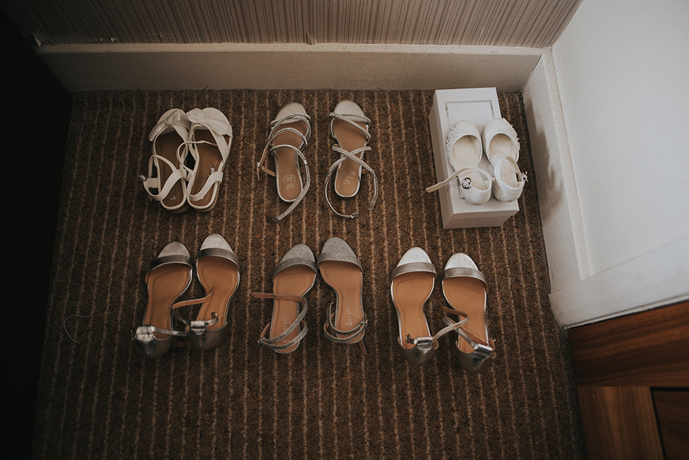 Good Luck Wold Photography wedding at Rosslea Hall Hotel - getting ready