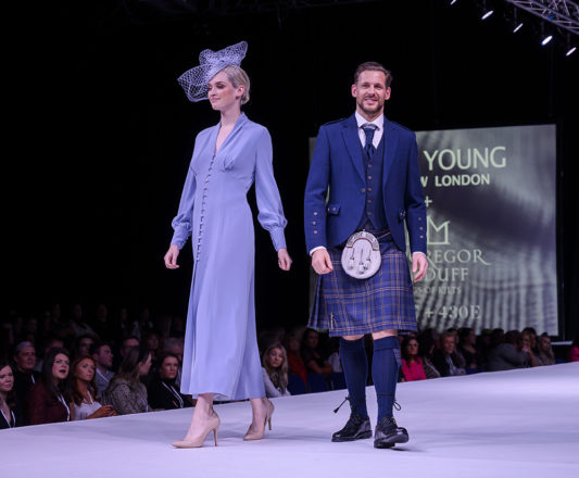 Featured Image for Mother of the bride outfit ideas from the Scottish Wedding Show