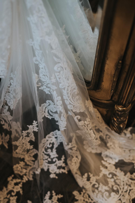 Karol Makula wedding at Boclair House - getting ready