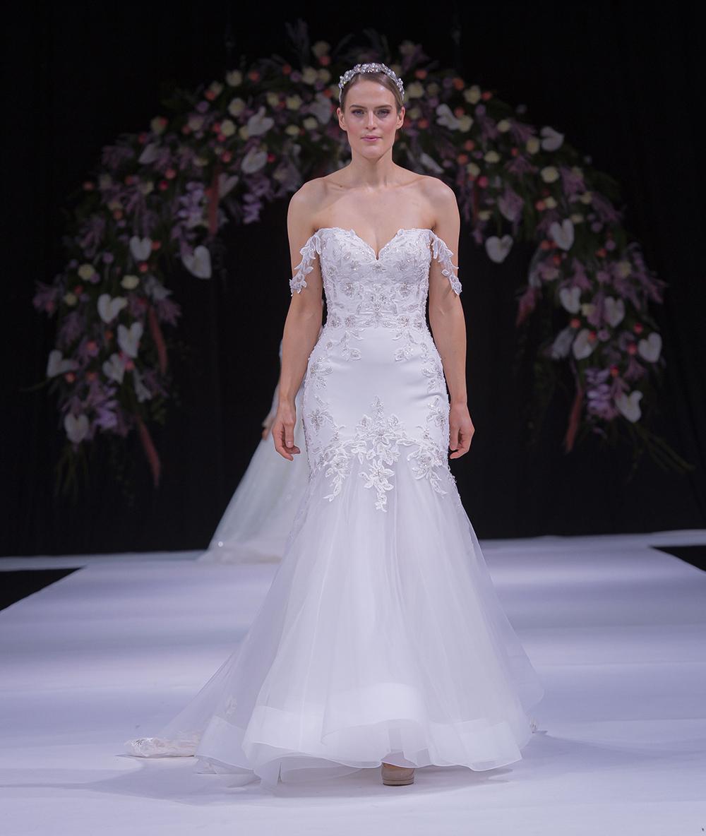 Reeta Fashions Scottish Wedding Show Wedding Dress