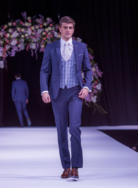 Remus Uomo Scottish Wedding Show Grooms Kilt Suit