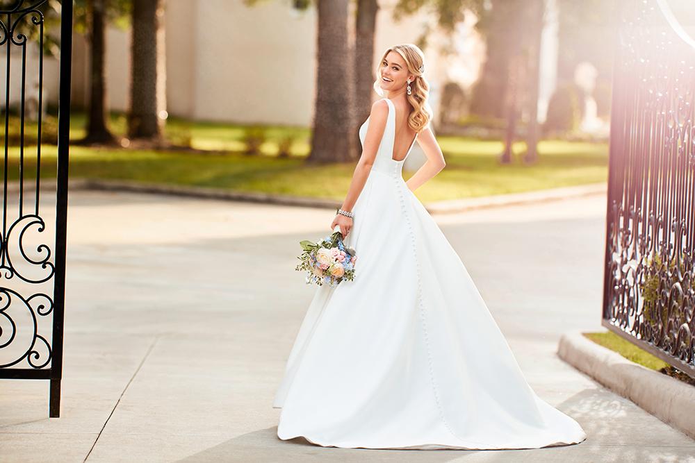 Wedding dress shop Scotland Olivia Cameron Bridal