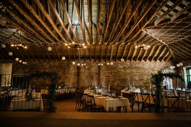 Featured Image for A sneak peek at The Rhynd, one of Scotland's dreamiest DIY barn venues