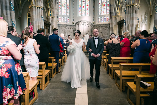 Featured Image for Dress Stories: Yvette's flowing Halfpenny London gown