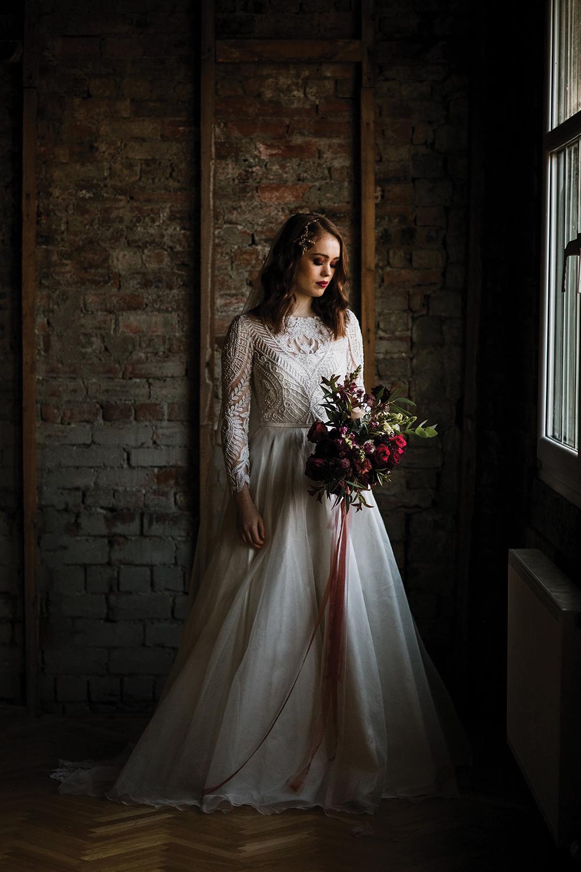 Wedding dress shop Scotland Flossy and Dossy
