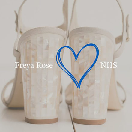 Featured Image for Freya Rose gifts pearl earrings to engaged NHS staff