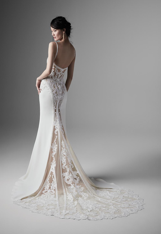 Wedding dress shop Scotland Melle Cloche