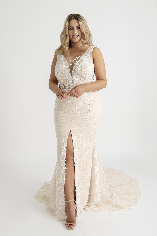Wedding dress shop Scotland Mirka Bridal Couture