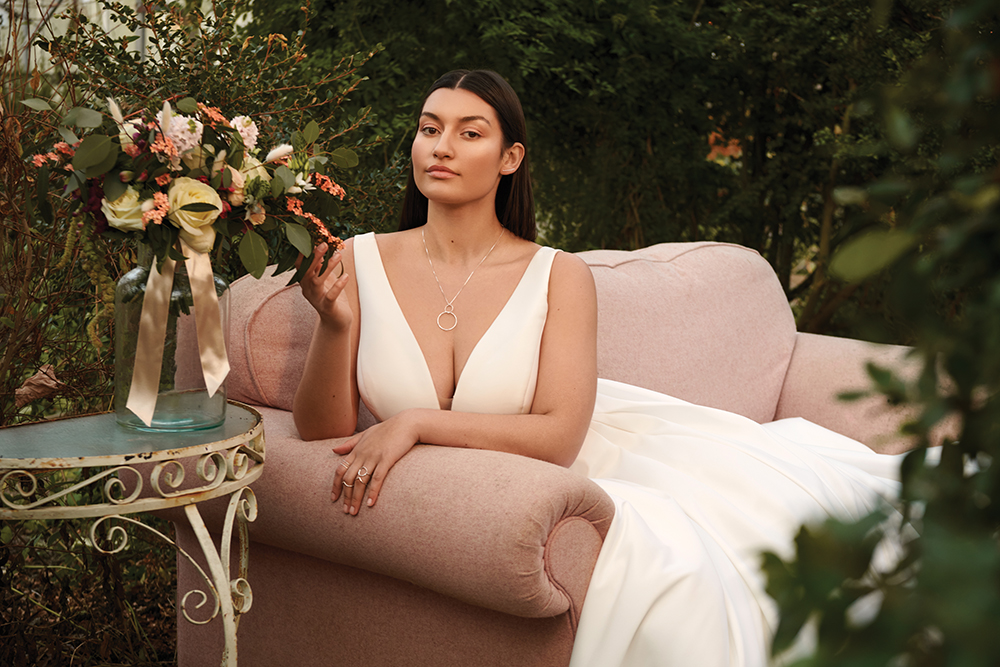 The Secret Herb Garden Wedding