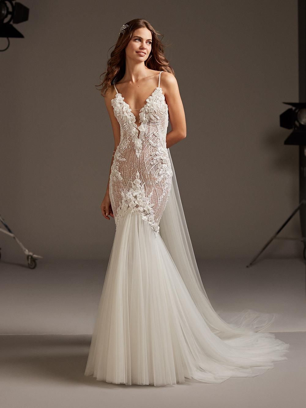 Wedding dress shop Scotland Opus Couture