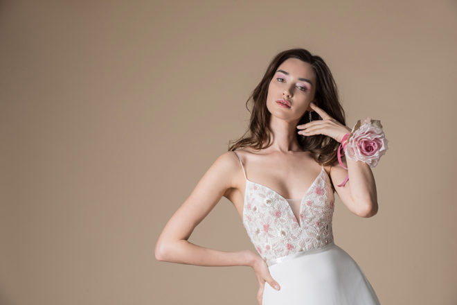 Featured Image for See the Alan Hannah 2021 wedding dress collection