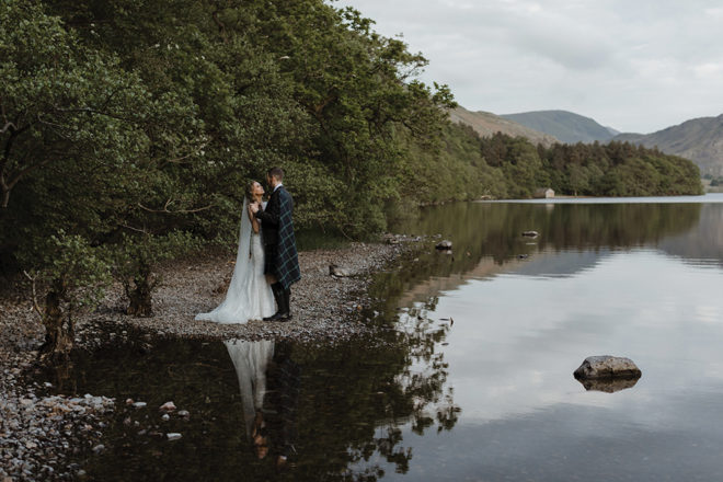 Featured Image for Did you meet on Tinder? Here's how to incorporate it into your wedding