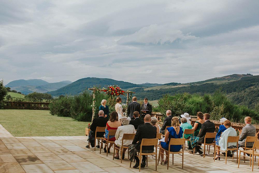 Small Scottish Wedding Venue