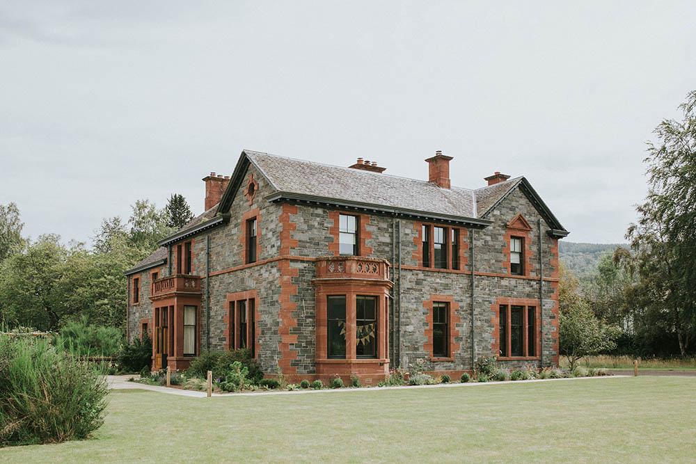 Small Scottish Venue