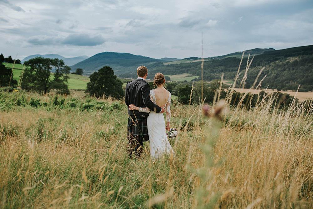 Dun Aluinn Wedding