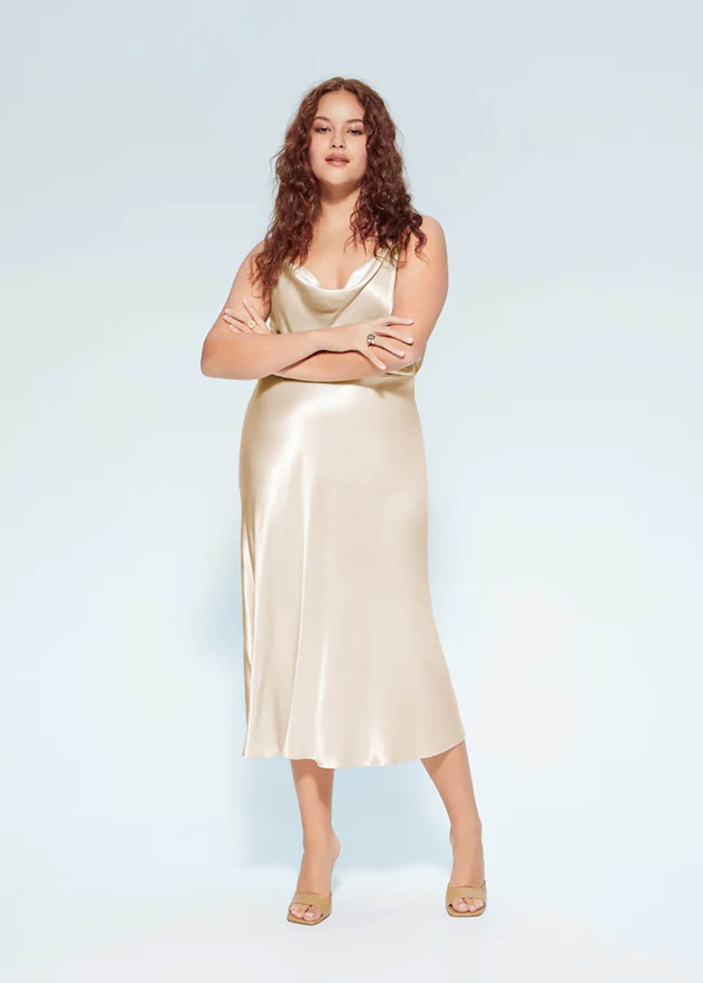 Plus Size High Street Wedding Dress