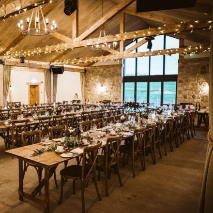 Featured Image for Win a wedding at Scottish barn venue Roodlea Barn