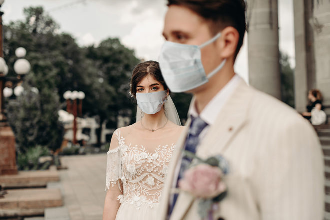 Featured Image for Coronavirus: MSPs have voted for wedding ceremonies to be allowed in Scotland