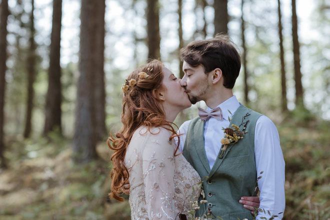 Featured Image for Our Scottish Elopement: An ethereal elopement in Glencoe