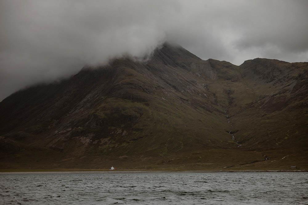 Isle of Skye Loch Coruisk Elopement