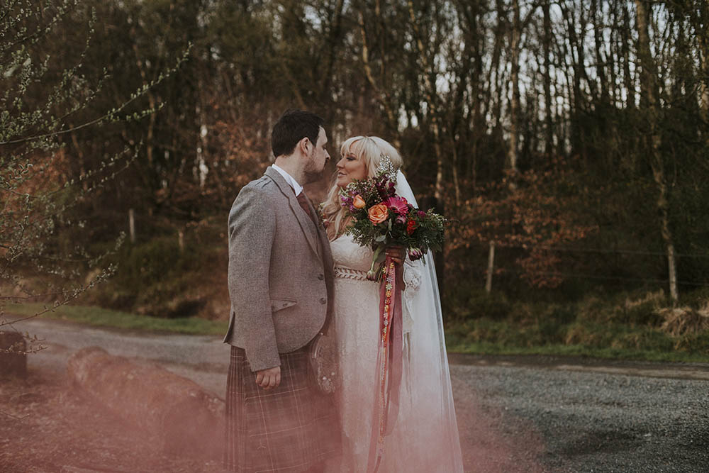 Eden Leisure Village wedding