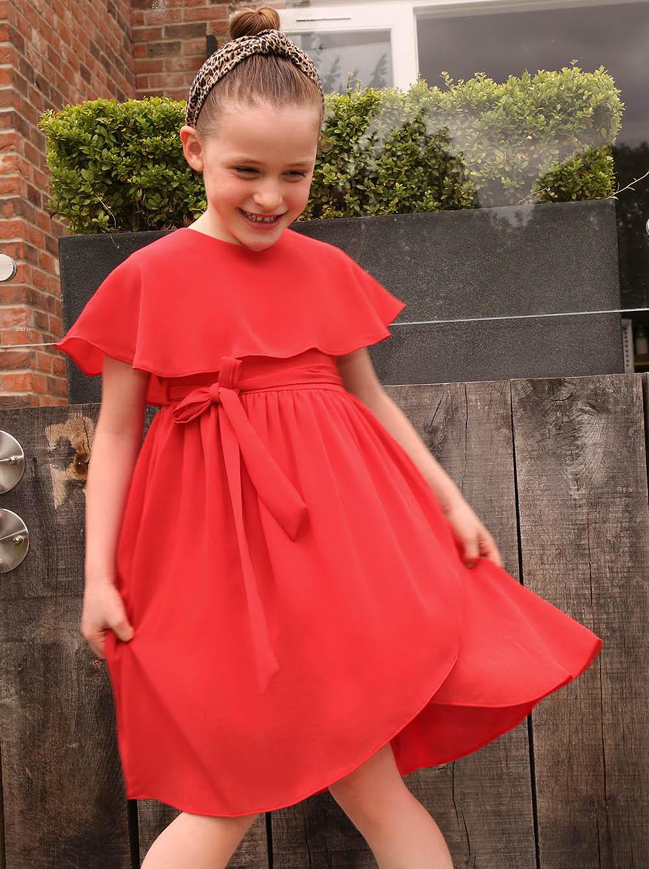 Chi Chi London Flower Girl Dress
