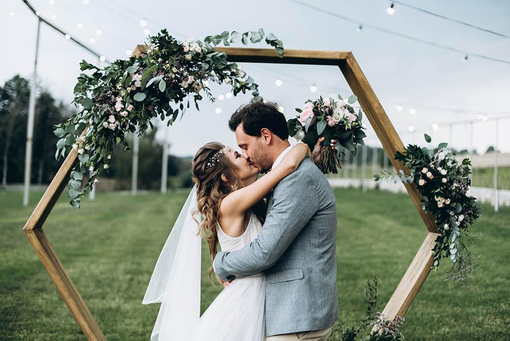 live-stream wedding ceremony