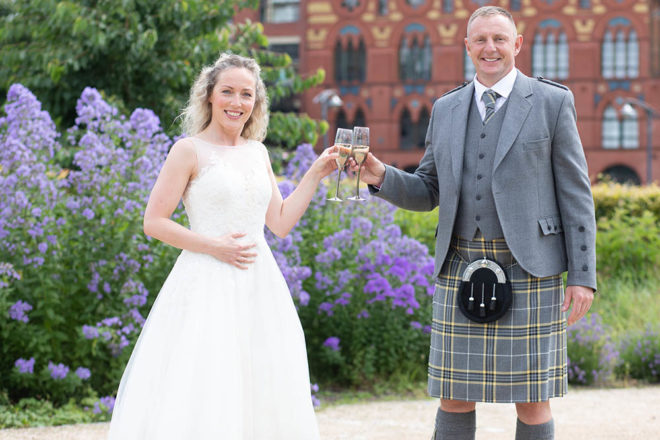 Featured Image for Beatson Cancer Charity launches stylish new tartan with Slanj Kilts