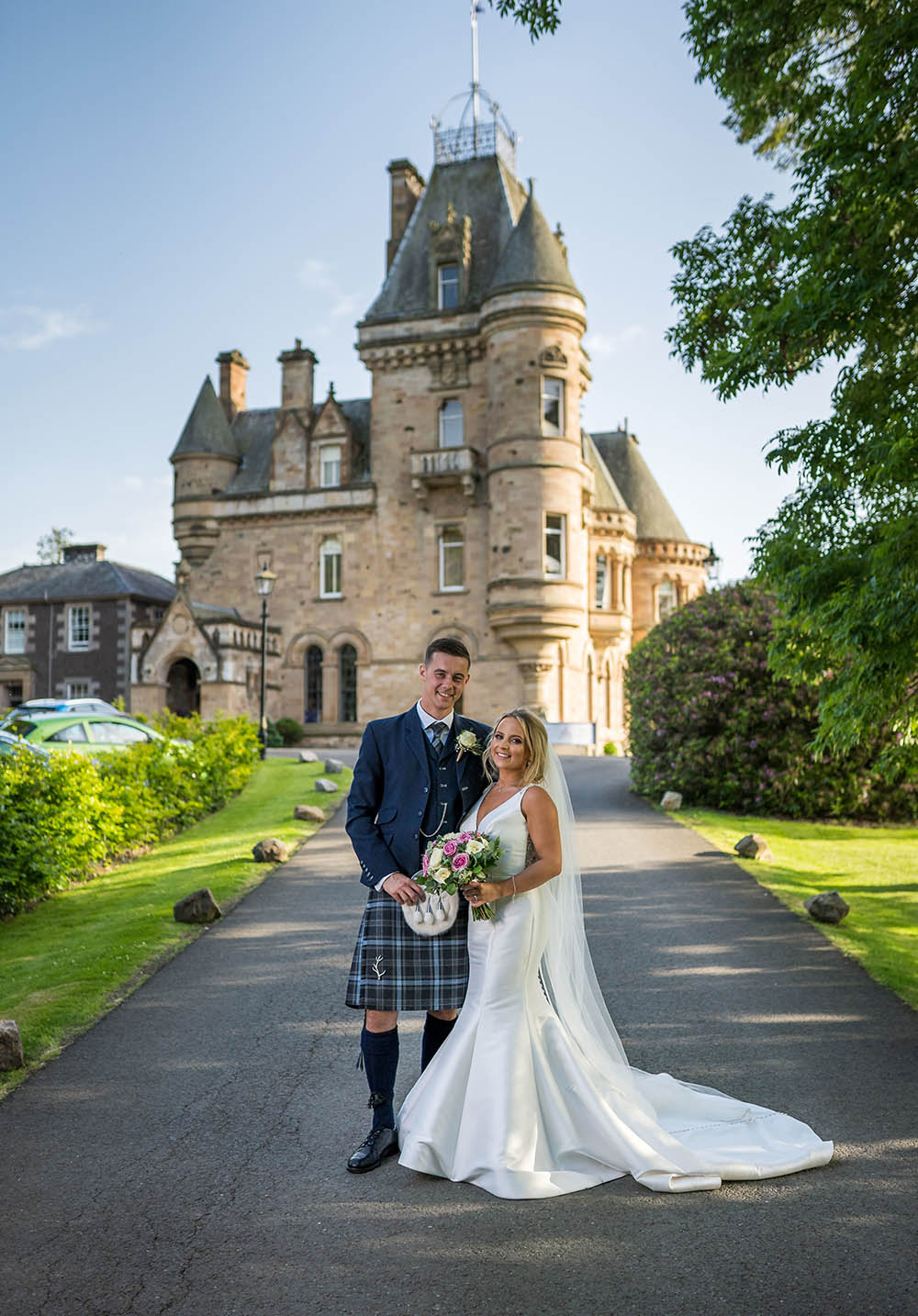 Cornhill Castle Wedding