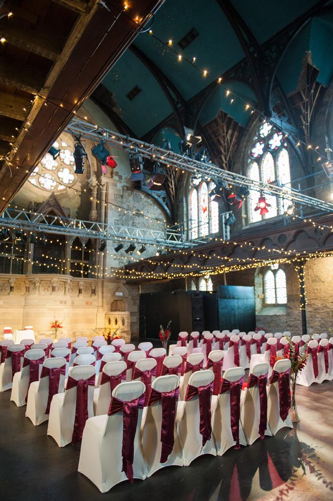 Jill & Keith's wedding - Cottiers - Glasgow - 1 March 2014