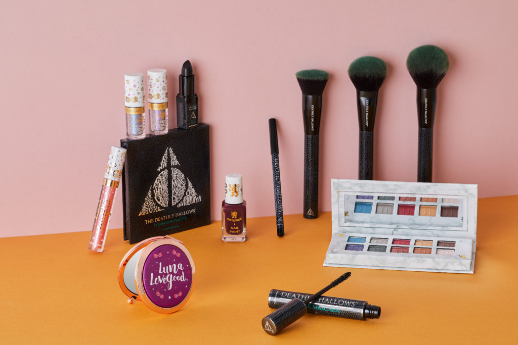HARRY POTTER X BARRY M MAKEUP COLLECTION